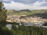 33 Sant Vicenç de Castellet des del turó de Castellet.jpg