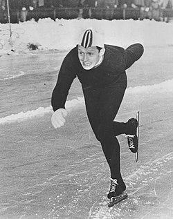 Hjallis på Bislett cirka 1950.