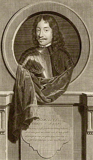 James Hamilton, 3rd Earl of Arran - Image: 3rd Earl Of Arran
