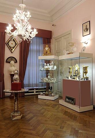 Museum François Duesberg - Image: 5. Collections baron et baronne François DUESBERG