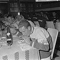 51ste Tour de France 1964, maaltijden Nederlandse ploeg Alfons Steuten, Bestanddeelnr 916-5754.jpg