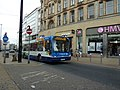 52 bus passing HMV - geograph.org.uk - 2988724.jpg