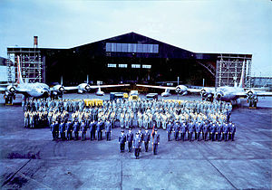 358th Fighter Squadron - 56th WRS at Yokota AB, Japan 1952