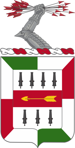 5th Infantry Regiment (United States) - Coat of arms