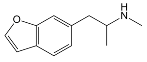 6-MAPB - Image: 6 MAPB structure