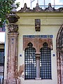 633 Casa Museu Benlliure (València), estudi del pintor, finestra geminada.jpg