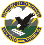 641 Electronic Systems Sq emblem.png