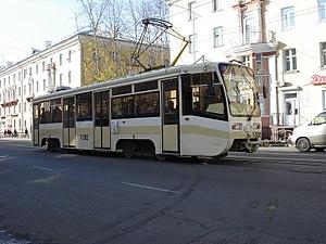 Angarsk - KTM-19 tram