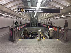 72nd Street Subway Map.72nd Street Station Second Avenue Subway Wikipedia
