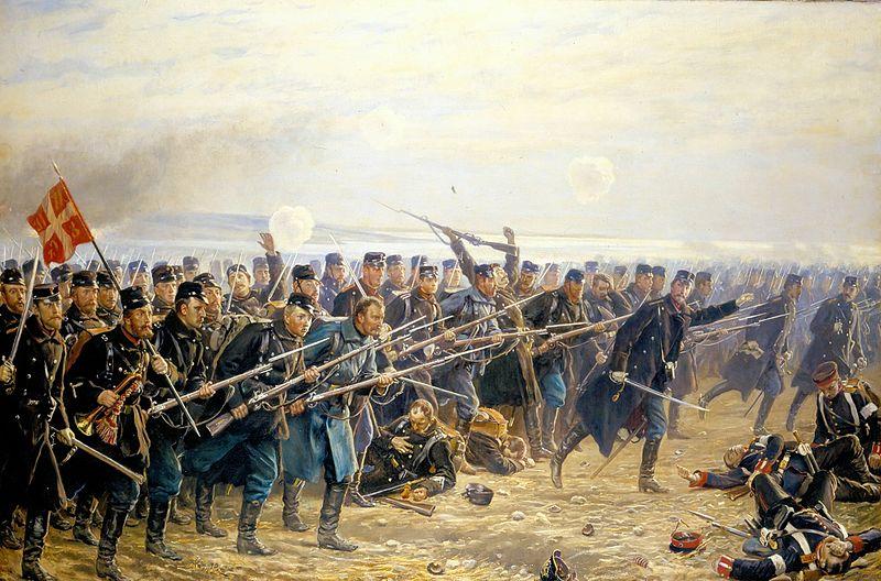8 brigades angreb ved Dybb%C3%B8l 1864.jpg