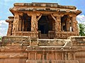 8th century Durga Surya temple front view, Aihole Hindu temples and monuments.jpg