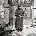 93-letna Terezija Kranjc, roj. Žvanut pri Gancovih 1958.jpg