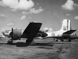 History of the Armée de l'Air in the colonies (1939–62) - A French A-26C in Indochina.