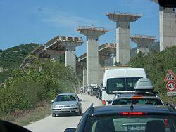 Autocesta A1 Wikipedija