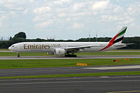 A6-ECL - B77W - Emirates