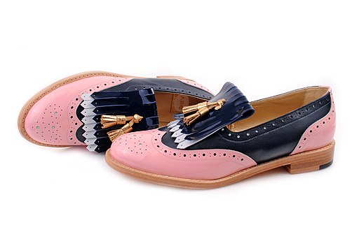 ABO kiltie loafers