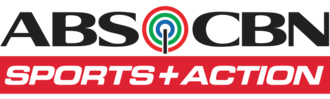 ABS-CBN Sports and Action - Logo from January 18, 2014 to August 28, 2016. Still used in International markets.