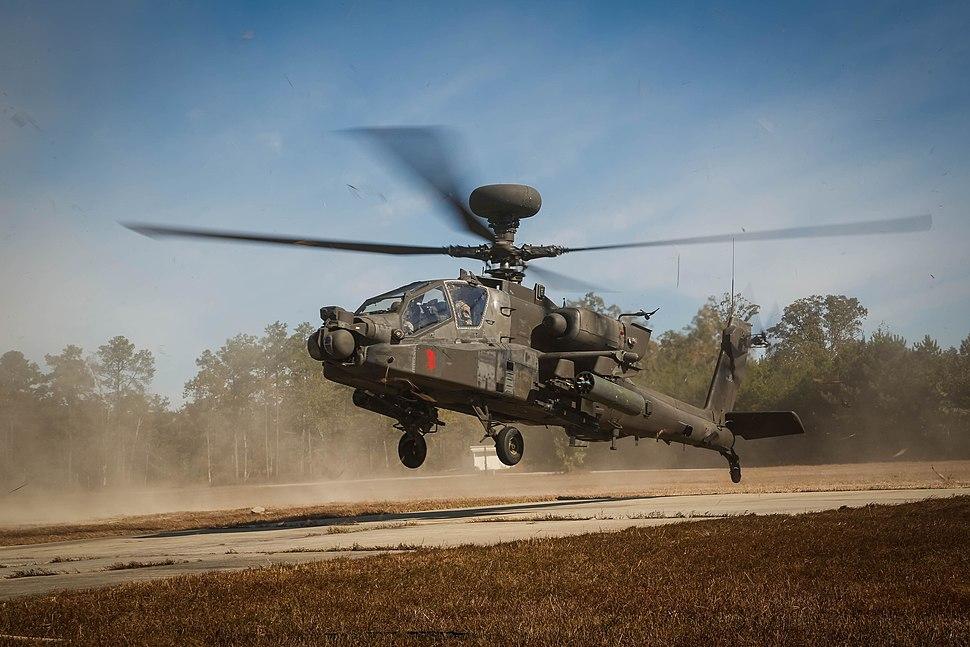 AH-64D,1st Attack Reconnaissance Battalion, 82nd Combat Aviation Brigade, 2016
