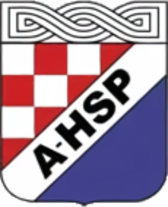 Autochthonous Croatian Party of Rights - Image: AHSP
