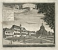 AMH-7018-KB View of the town hall and the new Dutch church in Batavia, seen from the Tijgersgracht canal.jpg