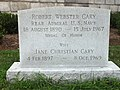 ANCExplorer Robert Webster Cary grave.jpg