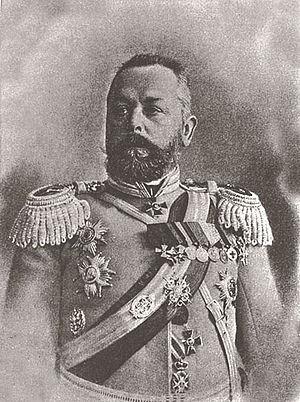 Alexander Samsonov - General Aleksandr Samsonov, 1913.
