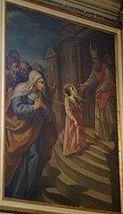 A Apresentação da Virgem Maria ao Templo (Belas)