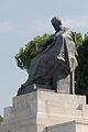 A Mazzini la Patria, monument, detail, Rome, Italy.jpg