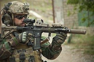 Critical skills operator Military unit