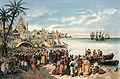 A chegada de Vasco da Gama a Calicute em 1498.jpg