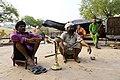 A group of Nomads near Bahadurgarh, Patiala.jpg