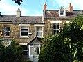 A house façade on 34-46, Brandling Place South 02.jpg