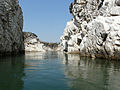 A view of Marble Rocks, Jabalpur Madhya Pradesh India.jpg