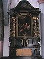 Aachen Nikolauskirche linker Seitenaltar.jpg