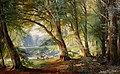 Aagaard, Carl Frederic - The Deer Park.jpg