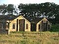 Abandoned WW2 buildings at Loanhead - geograph.org.uk - 501591.jpg
