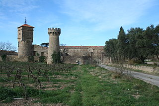 abbey located in Hérault, in France