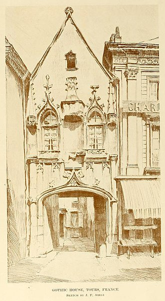 Julian Abele - Image: Abele T Square Club Catalogue 1915 p.14