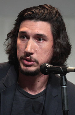 Adam Driver vid San Diego Comic-Con International 2015.