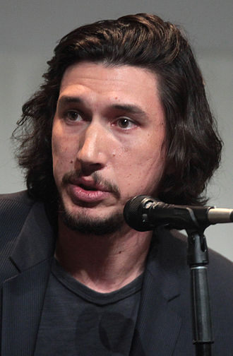 Adam Driver - Driver at the 2015 San Diego Comic-Con International promoting Star Wars: The Force Awakens