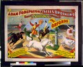 Adam Forepaugh & Sells Brothers great shows consolidated. The Oxfords. William and Ella Orford. ... Original and high class principal bareback performances and sensational double jockey act LCCN93506228.tif
