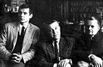 Adam Harasowski, Mieczysław Cena i Krzysztof Cena 1963.jpg