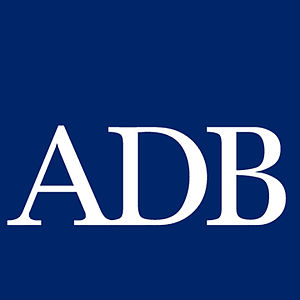 Asian Development Bank - Image: Adb logo block