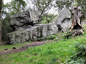 Adel, Leeds - Adel Crags – rocky outcropping