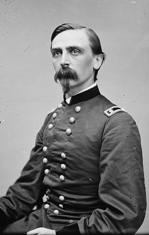 Adelbert Ames - Ames as a major general in the Union Army