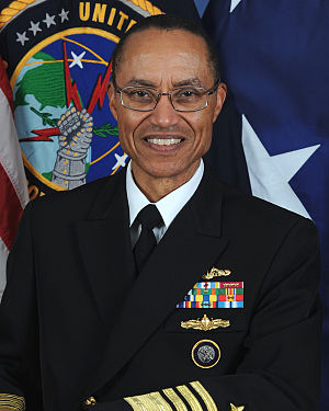 Cecil D. Haney - Admiral Cecil D. Haney, USN Commander, U.S. Strategic Command