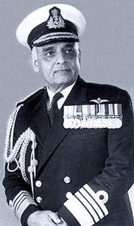 Radhakrishna Hariram Tahiliani Indian admiral