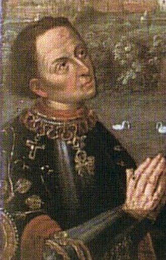 Adolph I, Duke of Cleves - Image: Adolf IV van Kleef Mark