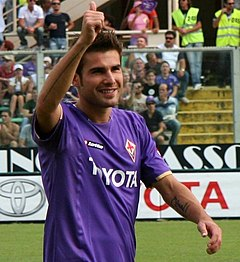 Adrian Mutu - the cool, cute, handsome, talented,  football player with Romanian roots in 2017