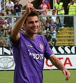 La Fiorentina quiere ser finalista de la UEFA. Fútbol